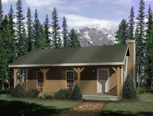 NEW $62,000 CONSTRUCTED 480 SQ FT COTTAGE ON YOUR LOT