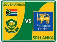 2x Silver Tickets Sri Lanka v South Africa 3rd June at The Oval