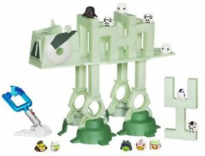 Hasbro Angry Birds - Star Wars AT-AT Abschuss-Spiel Battle Game A2373E24