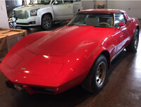 1979 Corvette     Ask for video