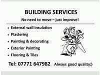 Plastering & Painting