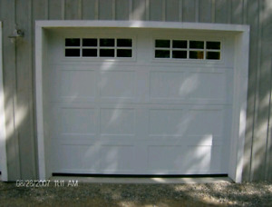 Looking for 9x7 garage door