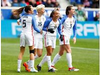 INTERNATIONAL PLAYERS WANTED FOR LADIES FOOTBALL IN LONDON