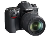 Nikon D7000 DSLR Camera with 18-270mm Lens (16.2MP) 3-inch LCD