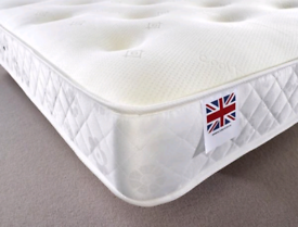 Memory Foam, Orthopaedic, Pocket Sprung or cheaper standard mattress!