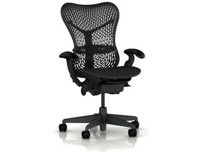 New Herman Miller Mirra Ergonomic Computer Home Office Desk Chair - Graphite