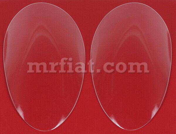 Ferrari 206 246 Headlight Cover Set New