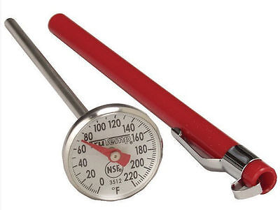 Read Dial Thermometer - Taylor Trutemp Instant Read 1