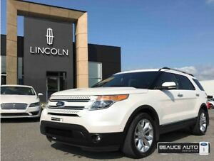 2015 Ford Explorer LIMITED / AWD