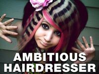 Hair Stylist for Hairdressing Salon in Chigwell Essex