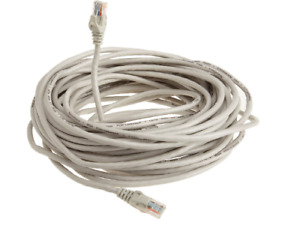 Network Ethernet Cable - 50 Feet (15.2 Meters)  RJ45 Cat-5e