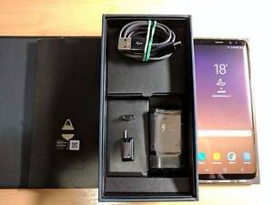 Samsung Galaxy S8+ PLUS Maple Gold 64GB Sydney City Inner Sydney Preview