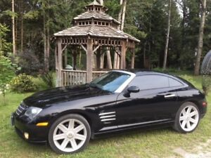 Cruise in Style in this Chrysler Crossfire