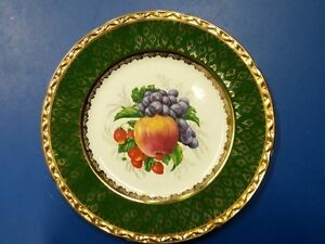 Weatherby Hanley Royal Falconware Plate London Ontario image 1