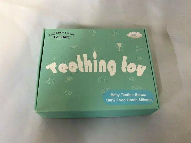 baby teething toys tinabless bpa free natural