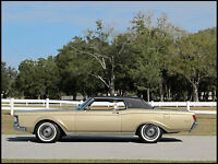 ...1969 , 1970 , 1971 LINCOLN MK III PARTS AND PARTS CAR