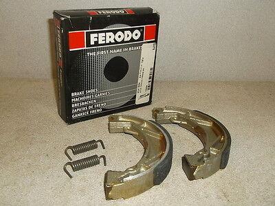 5 Sets of Ferodo Rear Brake Shoes for 1990 Gilera Bullit 50 - NEW!!!