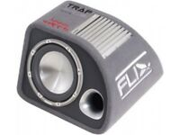 FLI Trap FT10A-F5 – 10″ 1000W car subwoofer and amp