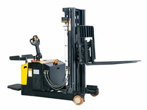 Electric Reach Stacker 1.2T - Rental from $100+GST Springvale Greater Dandenong Preview