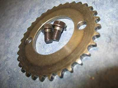 EXHAUST CAMSHAFT CAM TIMING GEAR 1981 YAMAHA XJ750 RH SECA