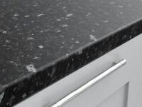 Black Slate Matt Kitchen Unit Worktops - 3000 x 600 x 40mm - BRAND NEW
