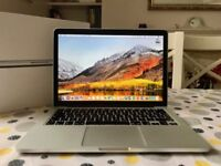 "Apple MacBook Pro 13"" Retina Mid 2014 Model."