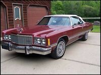 ***WANTED 1971-1976 CHEVROLET CAPRICE IMPALAS