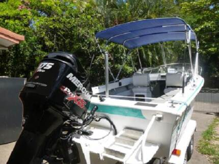 Cruise Craft 6m with 175 pro xs mercury 2013 model Yorkeys Knob Cairns City Preview