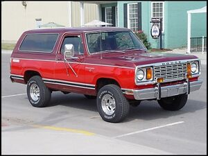 Ramcharger wanted.