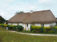 Thatch Cottage Co. Kildare Ireland