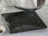 Granite Trivet Board, Pestle & motar, Chopping Board.
