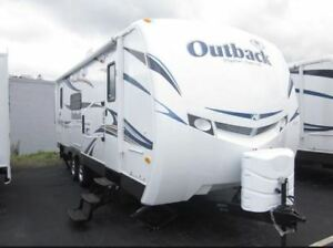 Roulotte Keystone Outback 250 RS 2012 Impeccable