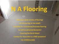 Vinyl Floor fitter, bathrooms, kitchens, wet rooms, hallways etc free estimates, competitive prices