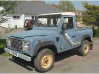 Land Rover 90/defender wanted Cash paid !