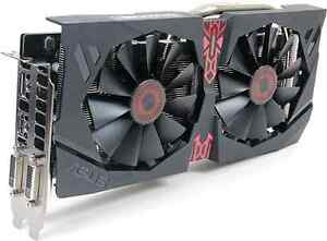 Asus R9 380x 4GB Graphics Card