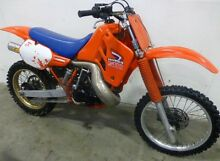 CR500 Hav DROPD PRICE $1250,VMX Boss! ,(& CR Collection) Kilaben Bay Lake Macquarie Area Preview