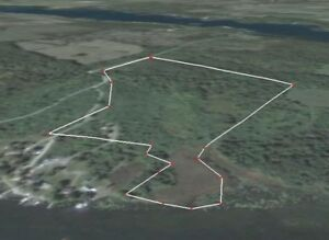 HOWE ISLAND 32 ACRES WITH WELL