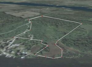 HOWE ISLAND 32 ACRES VACANT LAND
