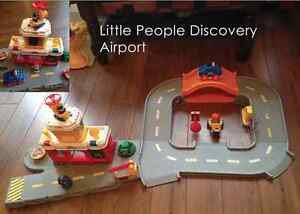 Little People Discovery Airport
