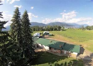 Shuswap Country Lakeview Hobby Farm