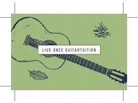 guitar tuition Edinburgh