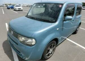 2009 Nissan Cube Z12 Electric Blue Low Km Automatic Alloy wheels Marion Marion Area Preview