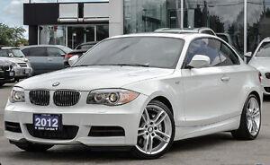 2012 BMW 1-Series 135i Coupe (2 door)