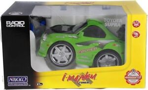TOYOTA SUPRA R/C CAR AT TEDDY N ME