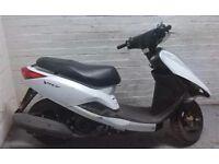 Yamaha xc125e