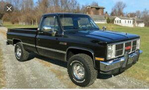 Looking for 1980-1987 GMC Sierra Classic