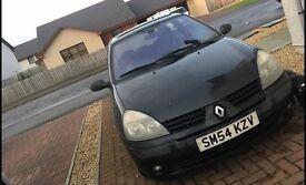 Clio for sale cheap