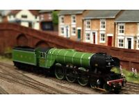 Hornby train set wanted