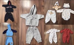 0/3 month boys clothing. Perfect for fall/winter $20
