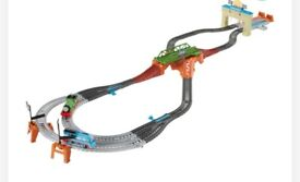Thomas The Tank Engine Track Master Train Set The Great Race Motorised Railway